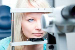Профилактика заболеваний глаз